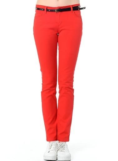 Limon Company Pantolon Kırmızı